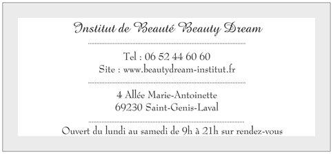 Chèques cadeaux institut de beauté sud de Lyon, proche d'Oullins, Vourles, Vernaison et Brignais